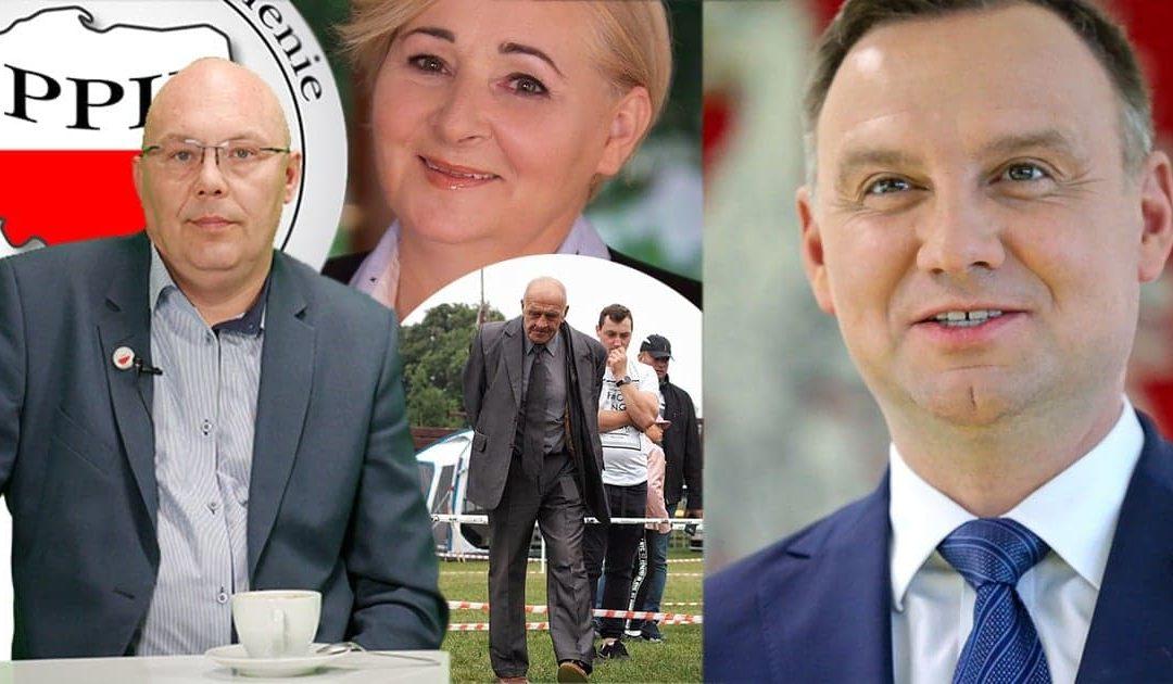 Spotkanie z Prezydentem Andrzejem Dudą.